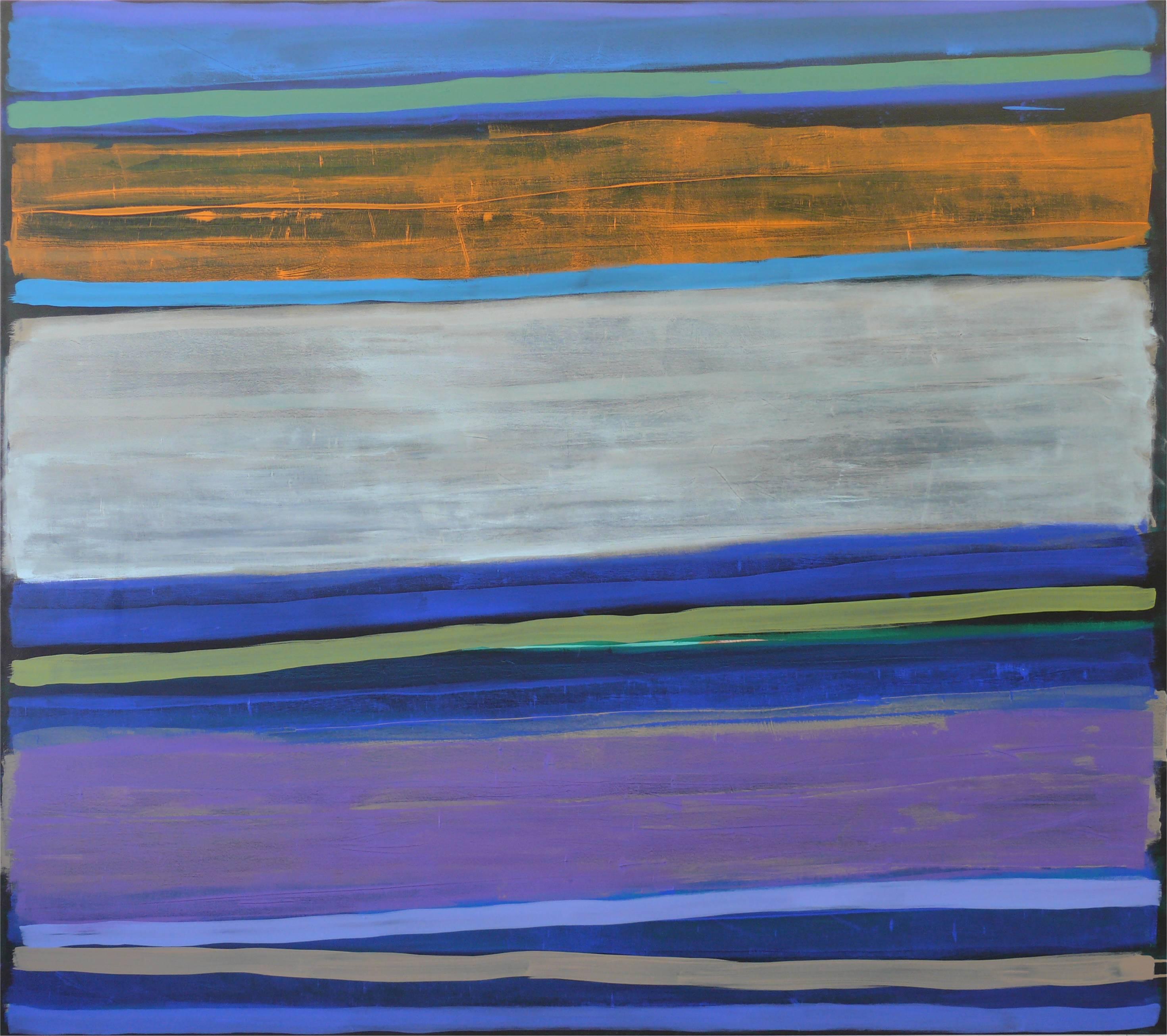 10_Blue Note, Acryl auf Lwd 160x180 cm