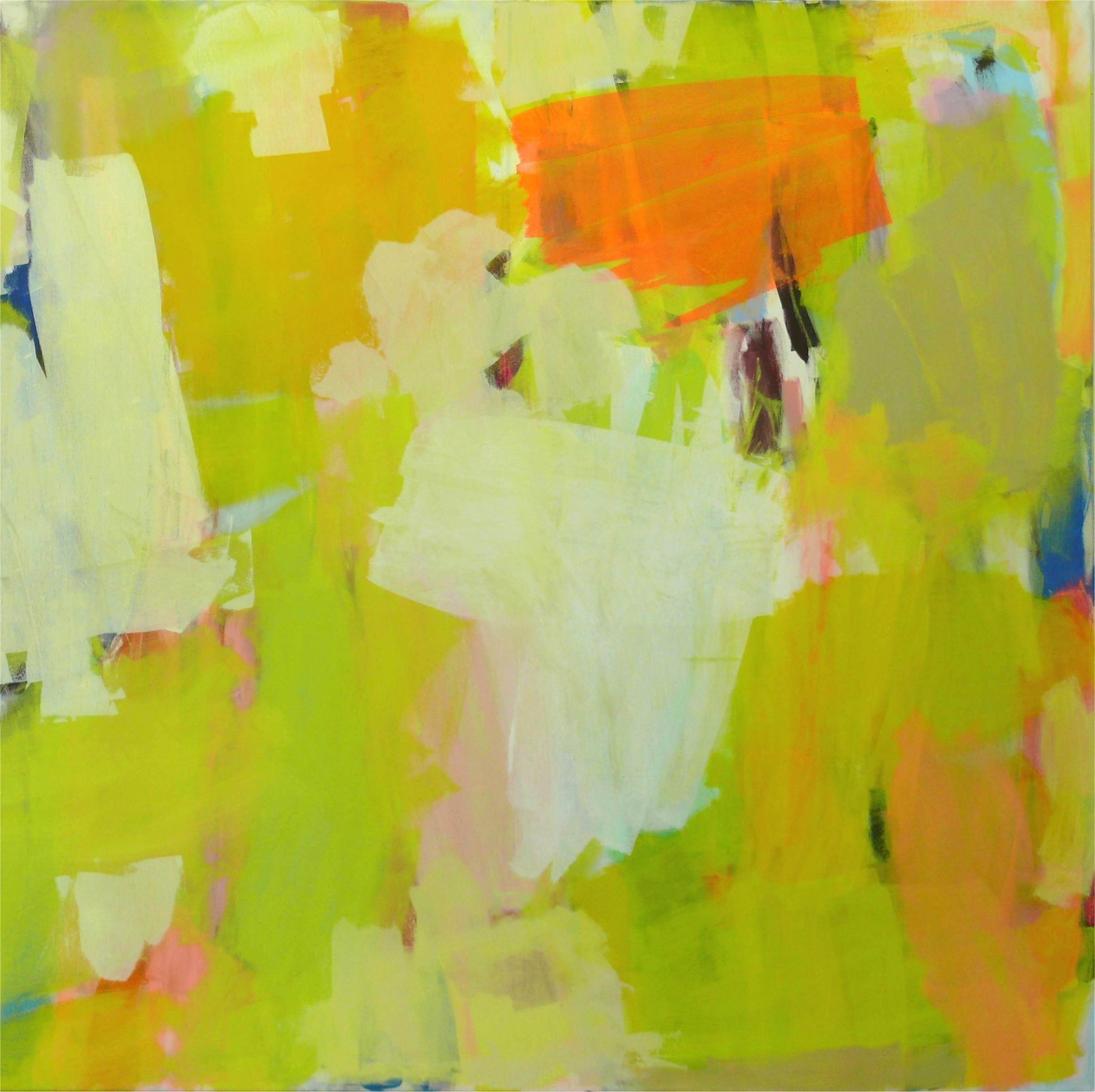6_o.T. Acryl auf Leinwand 140x140 cm