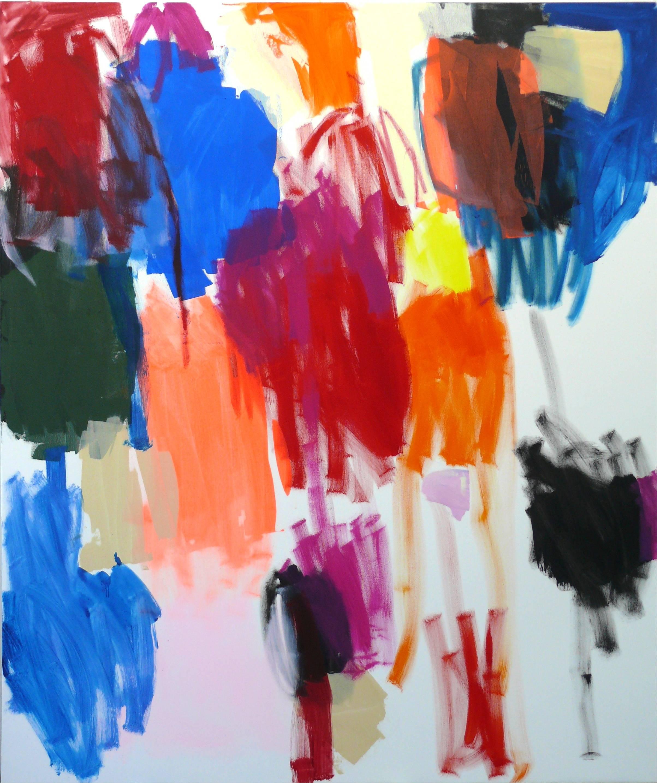 9_o.T. Acryl auf Leinwand 190x160 cm