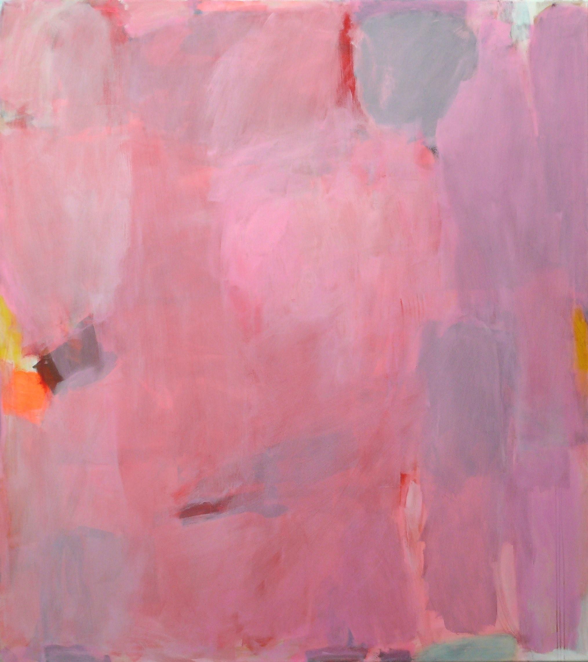 Meta, 2017, Acryl auf Leinwand, 180x160 cm